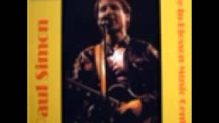 Paul Simon Train in the Distance 1984