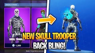Fortnite: SKULL TROOPER & GHOUL TROOPER COMING BACK! | No More RARE SKINS!