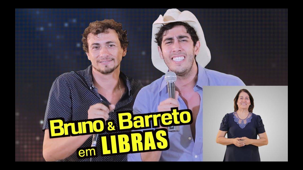 Bruno & Barreto em LIBRAS - DESCONFINADOS