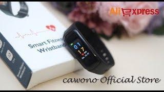 Умный браслет Cawono с AliExpress