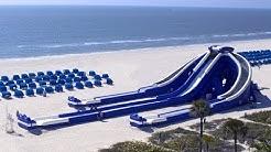 TradeWinds Island Resort High Tide Slide St. Pete Beach, FL GOPRO