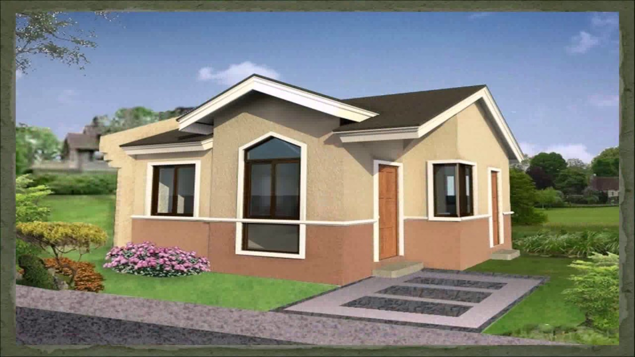 House design philippines low cost youtube for Small house design worth 300 000 pesos