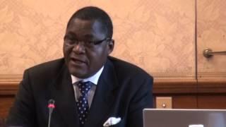 Alexis-Richard MIAYOUKOU sur l'historique du régime de Sassou-Nguesso