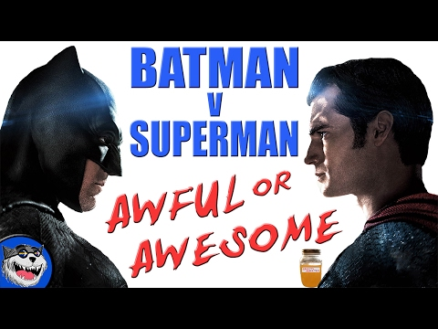 Batman V Superman: Dawn of Justice - Mega Review