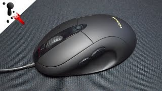 Nixeus Revel FIT Review (Thoughts on the Logitech MX518 / G400 type shell)