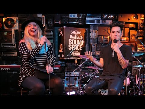 Panic! At The Disco Interview in the Red Bull Sound Space at KROQ