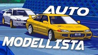 Do You Remember This Game? | Auto Modellista (2002) | SLAPTrain