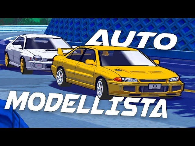 Do You Remember This Game? | Auto Modellista (2002) | SLAPTrain
