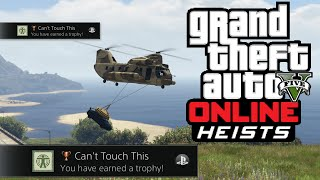 GTA V Online Heist