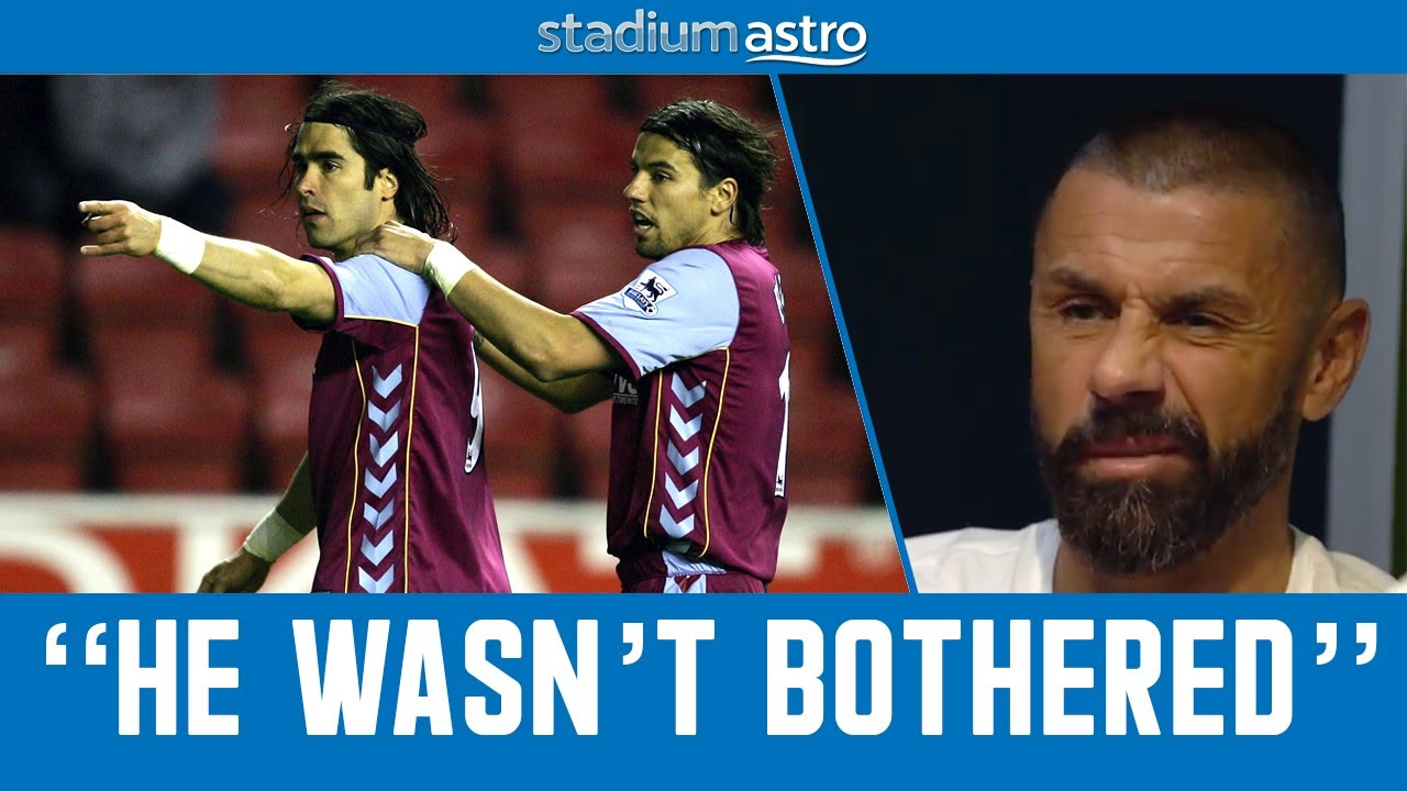 Scoring against Liverpool the 'proudest I've ever been' says Villa ...