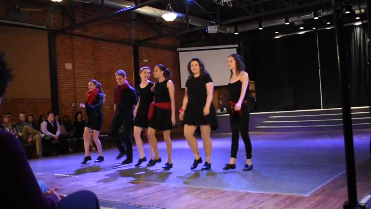 Cheek to Cheek - Colorado Dance Collective