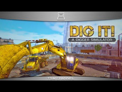 DIG IT! : A Digger Simulator |