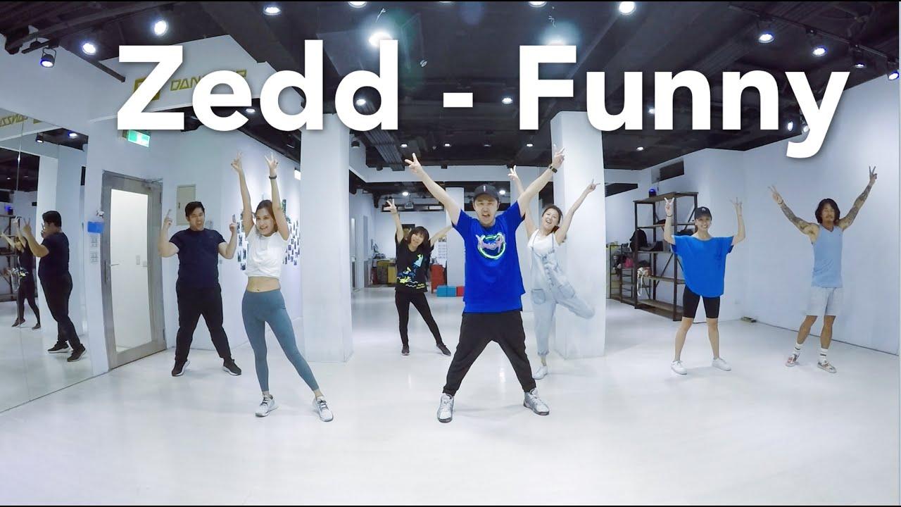 Zedd & Jasmine Thompson - Funny  / 小邦老師 (週日下午班) / 沒有舞蹈基礎也可以學喔!
