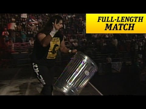 Cactus Jack's WWE Debut