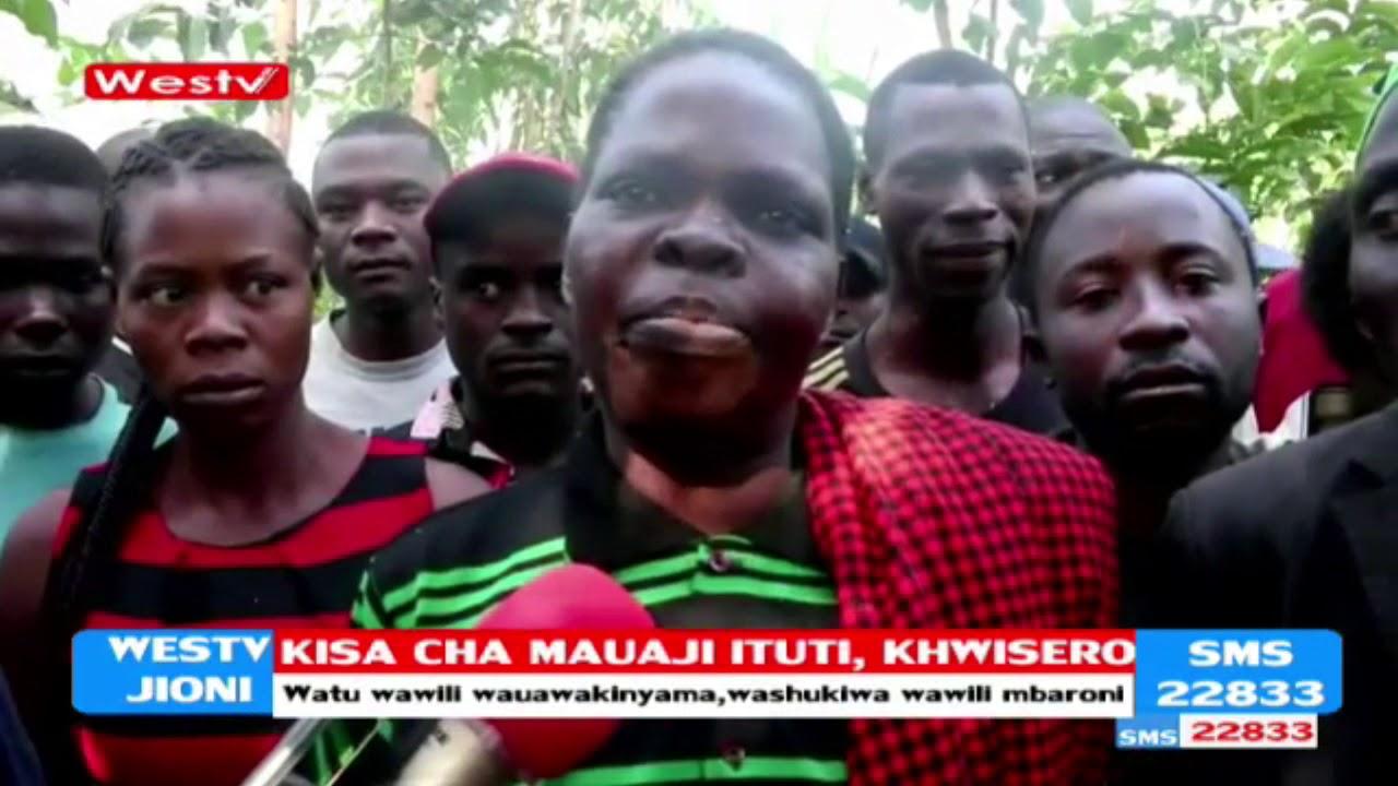 Download Watu wawili wauawa Ituti Khwisero  Kakamega