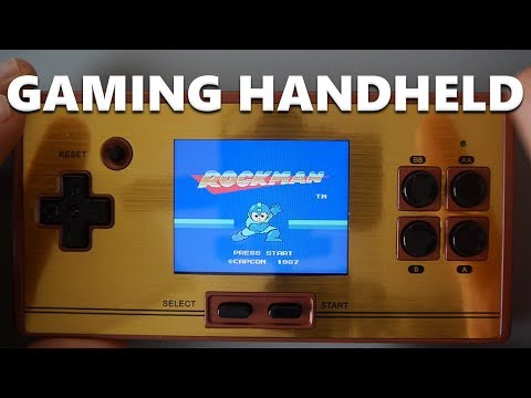 RS-20 - A Cheap Chinese Gaming Handheld