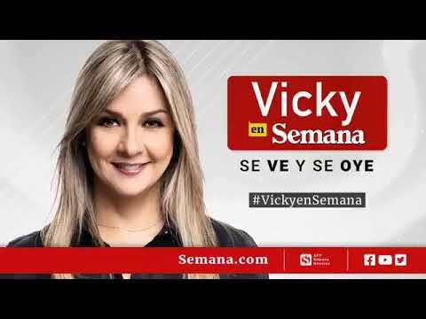 Audio filtrado de Vicky Dávila