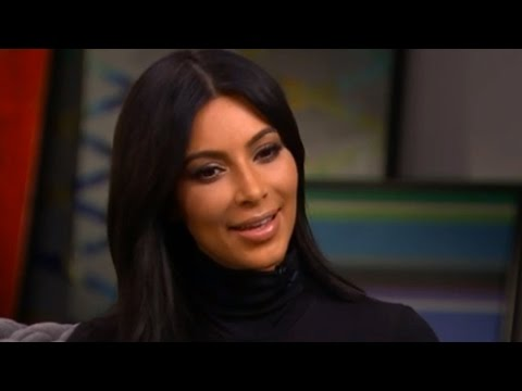 Kim Kardashian Says She Made The First Move On Kanye