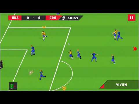 Real Football Touch - JAVA Game Mobile Download thumbnail
