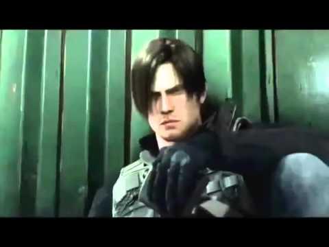 Resident Evil Damnation Linkin Park Burn It Down