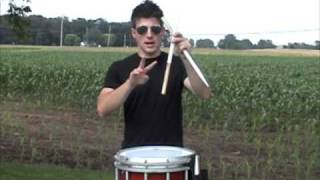 Snare Double Beat Warm-up