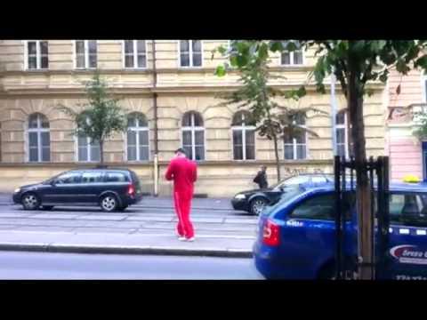 "Street Beef In Prague - ""Original"" Vs. TV Nova"