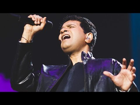 K.K. singing Tu Mujhe Soch Kabhi - Live in the Netherlands