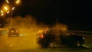 Призрак в машине…  Ужас!!!