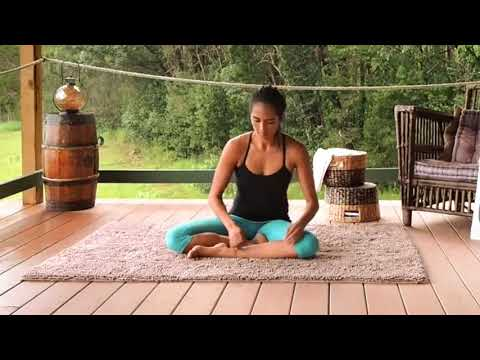 Learn How to do the Firelog pose Step by Step in Yoga – Agnistambhasana