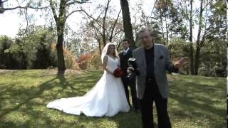 Wedding Photo Tips and Tricks - 02 Avoiding the Dappled Lighting