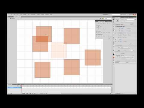 Tutorial Flash 3D Animation (HD)