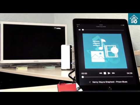 How to send audio files and music to DLNA/UPnP compatible devices with ArkMC