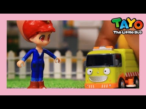Tayo A New Playground l Tayo Toys Story l Tayo the Little Bus