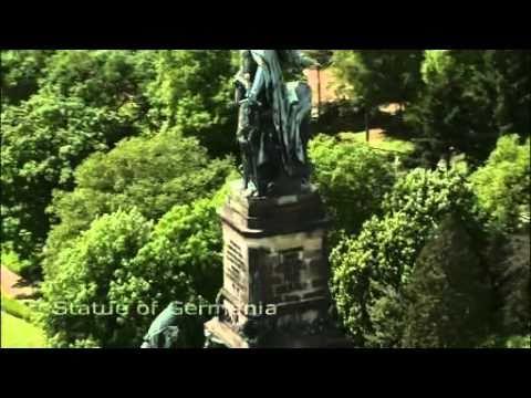 Visions of Germany: Niederwalddenkmal & Burg Eltz