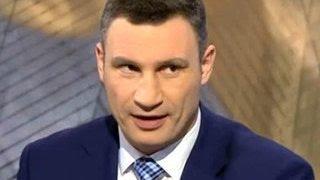 Новое интервью Кличко, как и прошлые, запомнится надолго