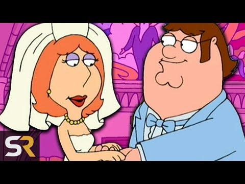 25 Strange Facts About Peter And Lois's Marriage On Family Guy