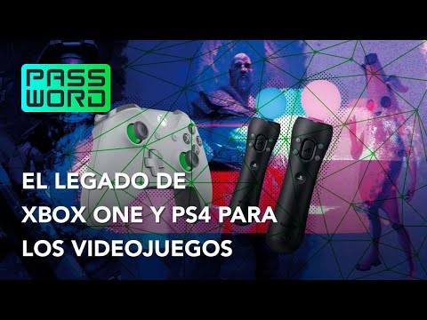 PASSWORD: El legado de Xbox One y PlayStation 4 para los videojuegos | BitMe