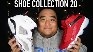 ASMR - Shoe Collection 20 (Relaxing Shoe Sounds)