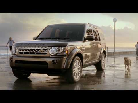 Land Rover Discovery 4 Funnycat