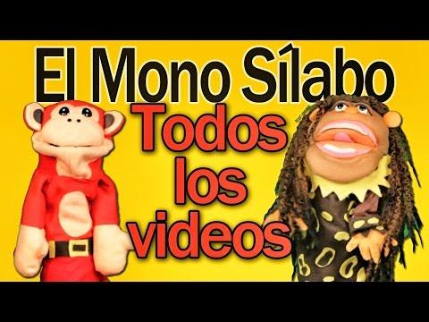 Aprender a leer con El Mono Silabo - Todos Los Capítulos - Videos Para Niños