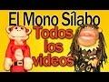Aprender a leer con El Mono Silabo. Todos Los Capítulos.s Para Niños. Lunacreciente