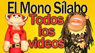 Aprender a leer con El Mono Silabo. Todos Los Capítulos. Videos Para Niños. Lunacreciente