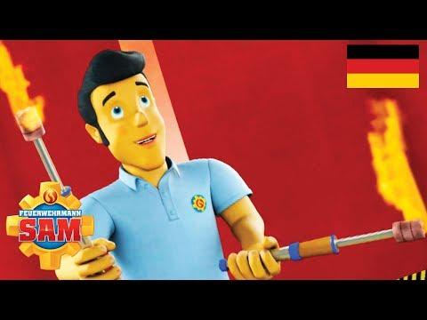 Feuerwehrmann Sam Deutsch | Neue Folgen | Beste Rettungsaktionene - 1 Stunde  |Cartoon für Kinder
