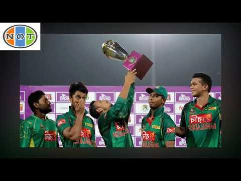 மாறி மாறி நாகினி டான்ஸ் ஆடும் வீரர்கள் | sri lanka vs bngladesh live| not out tamil
