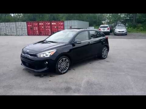2018 Kia Rio Hatchback Ex Tech With Shane Garrison Kia Of Hamilton