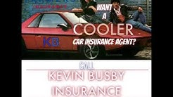 Get a Cooler Insurance Agent- Kevin Busby Insurance , your local Farmers Agent.