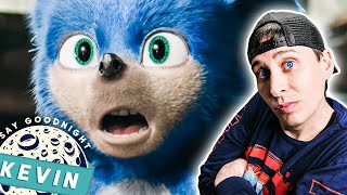 Sonic the Hedgehog and Detective Pikachu   Trailer Reaction
