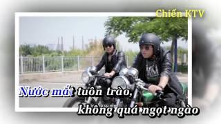 Karaoke Ngày Em Trở Về   Trịnh Đình Quang