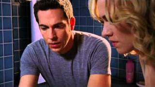 Chuck S05E09 - Is that an equal sign, an arrow?