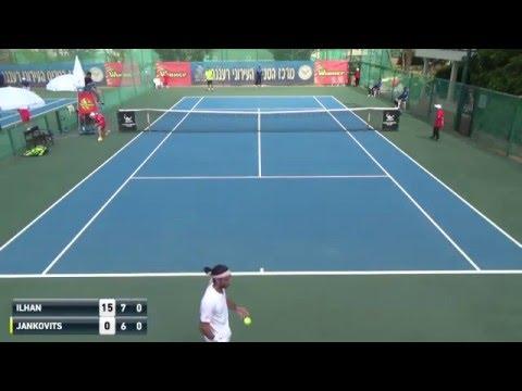Marsel Ilhan - Yannick Jankovits (Israel Open 2016)